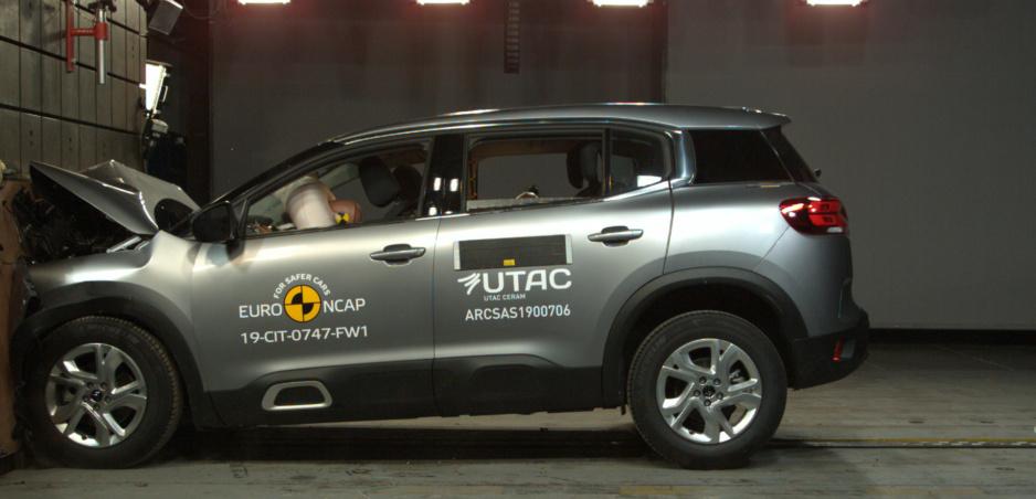 Euro NCAP: Range Rover Evoque suverénny, Citroen C5 Aircross má päť hviezdičiek len za príplatok