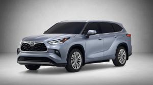 Sledujte naživo odhalenie novej Toyoty Highlander (galéria v článku)