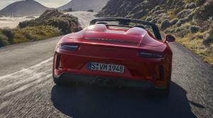 Porsche 911 Speedster: Ostrá novinka debutuje v New Yorku