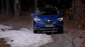 Test: S Renaultom Kadjar sme obišli naše obľúbené testovacie miesta
