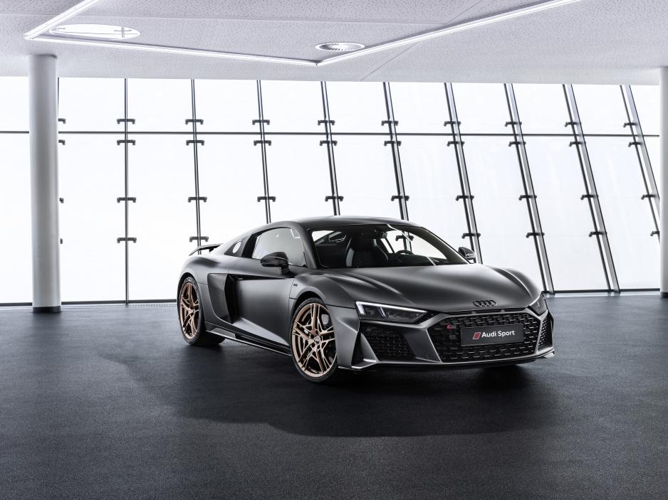 Audi R8 V10 Deccenium