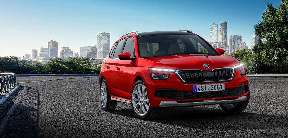 Škoda na autosalóne: Ukáže nový Kamiq a Scalu, odvezie vás do Incheby
