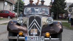 Na prvomájových oslavách v Dojči nechýbali veterány (galéria)