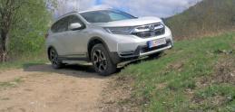 Test: Hondu CR-V posúva hybridný pohon o level vyššie