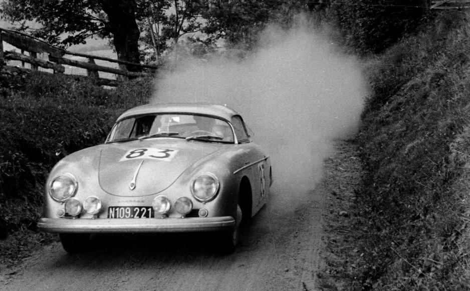 Porsche 356 1500 GS Carrera Speedster