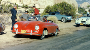 História Porsche Speedster: Vyše 60 rokov radosti z jazdy s otvorenou strechou