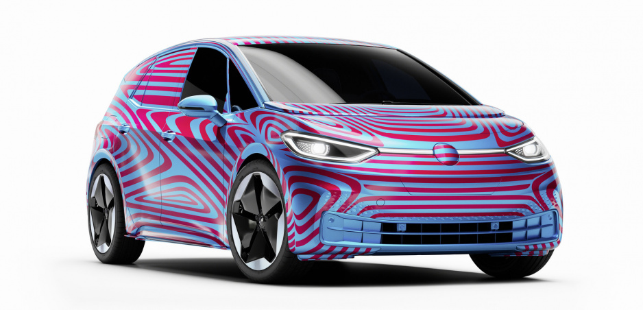 Volkswagen ukázal elektromobil ID.3 s cenou pod 30 000 eur a spustil objednávky