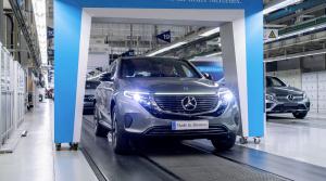Elektrický Mercedes EQC dostal slovenskú cenovku