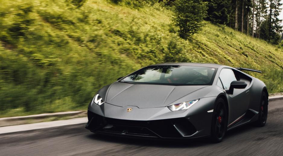 Huracan Performante Lamborghini