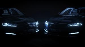 Modernizovaná Škoda Superb sa ukazuje vo videu, príde aj vo verzii Scout