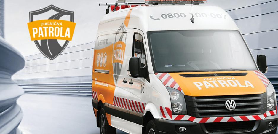 Pomoc na diaľnici: Táto služba  vám môže zachrániť život