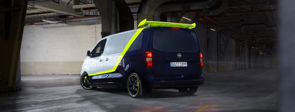 Opel Zafira O Team
