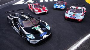 """Ford si pripomenie víťazstvá v Le Mans farbami """"úspechu"""""""