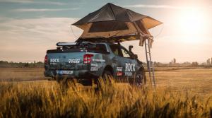 Mitsubishi L200 ROCK PROOF Edition sľubuje cestovateľské zážitky