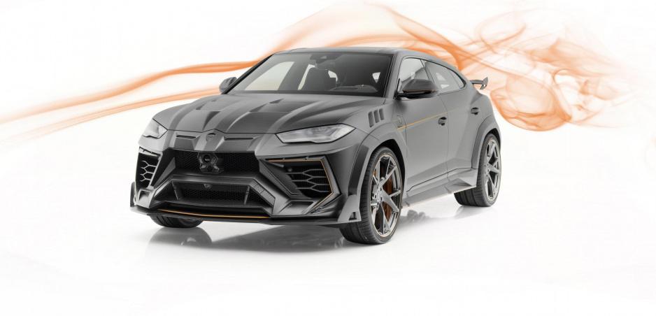 Mansory Venatus: Keď Lamborghini Urus nie je dosť rýchle