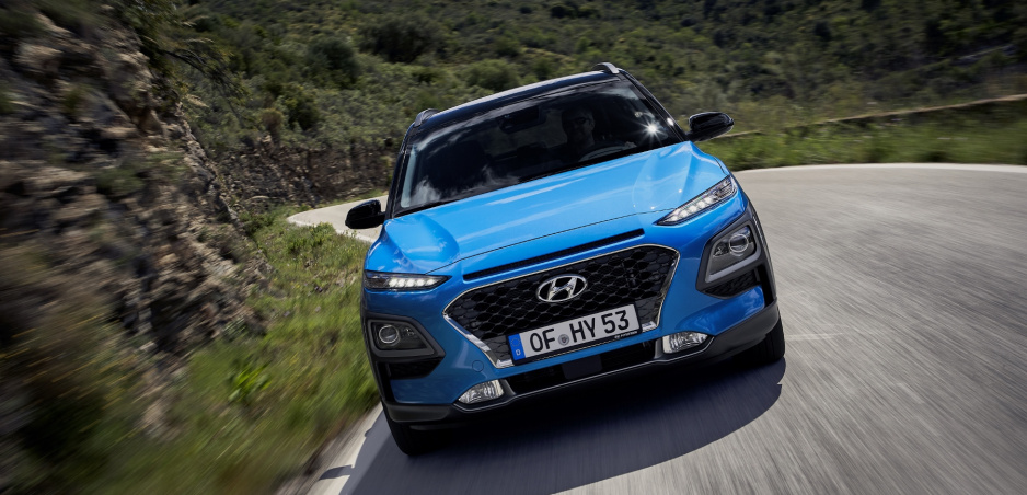 Hyundai Kona dostane hybridný pohon. S predajom sa začne už tento rok