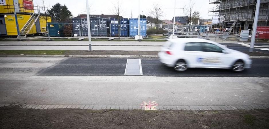 Nemecko bojuje proti rýchlosti smart jamami