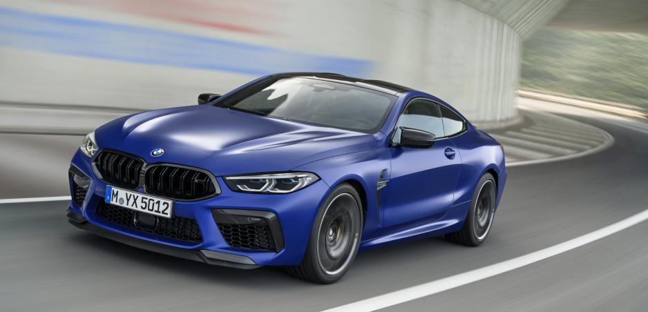Ostré BMW M8 prichádza ako kupé, aj kabriolet