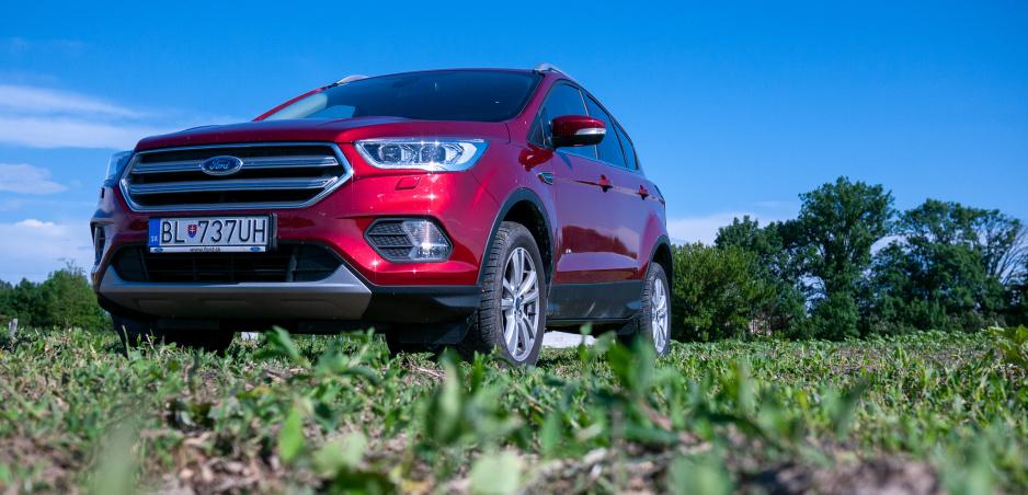 Test Ford Kuga: Prekvapil podvozkom, uspokojil spotrebou