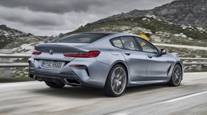 BMW 8 Gran Coupé vyzerá krásne a ponúka viac vnútorného priestoru