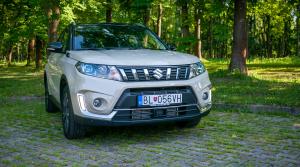 Test Suzuki Vitara: Prekvapí priestorom a dynamikou