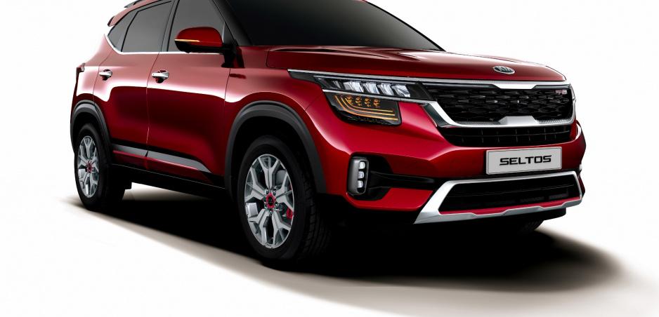 Kia predstavila nové SUV Seltos