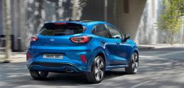 Ford Puma už nie je Coupé, ale nový malý crossover. Pozrite si ho na fotkách