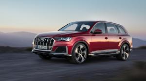 Audi Q7 vynovili: Ostrejšie dizajnom, väčšie vnútri