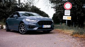 Test Ford Mondeo: Útočný dizajn, komfortná jazda