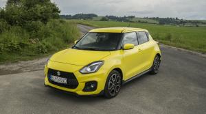 Test: Suzuki Swift Sport je malé, ale zábavné auto na každý deň