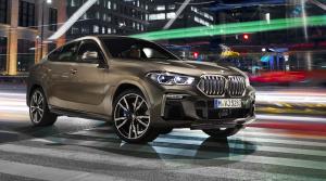 BMW X6: Tretia generácia príde s novým motorom a bude väčšia