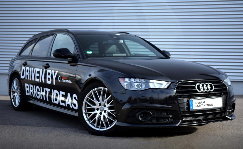 Audi Osram Continental