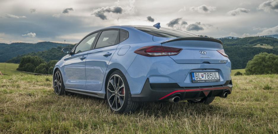 Test Hyundai i30 Fastback N: Zážitok z jazdy je viac ako len papierové údaje