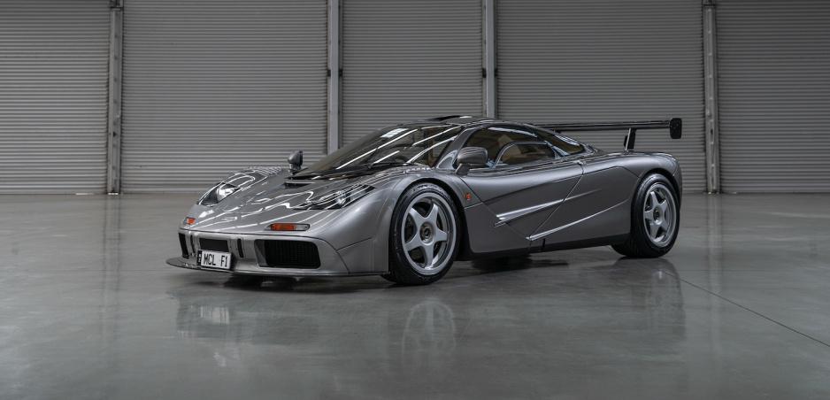 Tento McLaren ide do aukcie. Vyrobili iba dva kusy