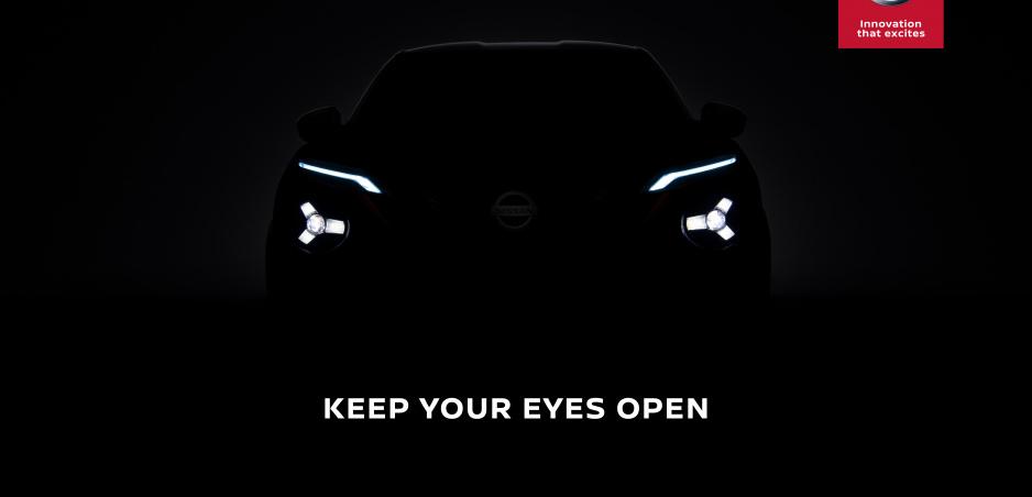 Nový Nissan Juke sa začína odhaľovať