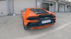 S Lamborghini Huracán Evo sme sa zoznámili na Slovakia ringu