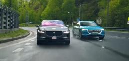 Test: Porovnali sme elektrické SUV Audi e-tron a Jaguar I-Pace