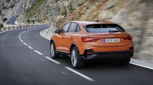 Audi namierilo novým modelom Q3 Sportback na BMW X4