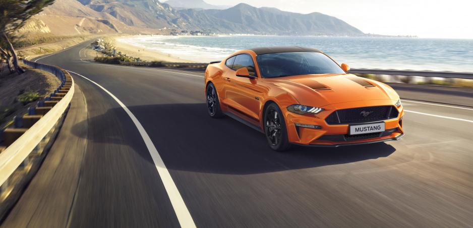 Ford si pripomína 55. výročie zrodu Mustanga špeciálnou verziou