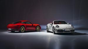 Porsche odhalilo najlacnejšie verzie 911 Carrera Coupé a Cabriolet