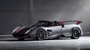 Limitka limitky: Pagani Huyara Roadster BC je šialený kabriolet