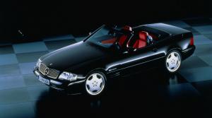 Mercedes SL generácie R 129 má 30 rokov. Prišiel správny čas na kúpu?