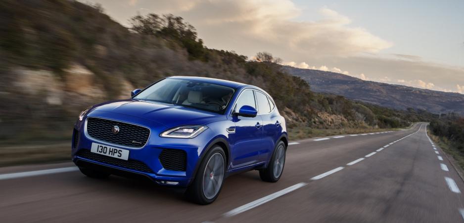Jaguar plánuje nové crossovery, postavené by mali byť na technickom základe BMW