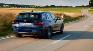 Prvá jazda: BMW 3 Touring je priestrannejšie a športovejšie ako predchodca
