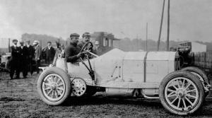 Pretekárska história Mercedesu siaha do roku 1894 (dobové fotky)