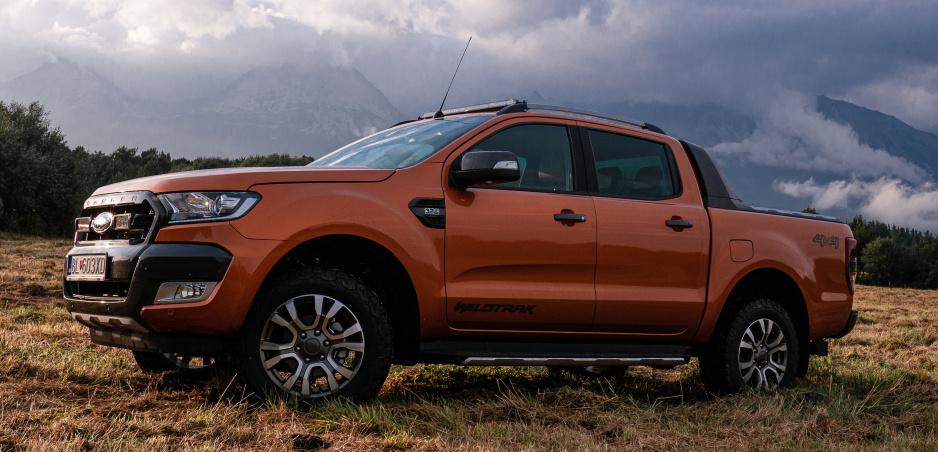 Test Ford Ranger: Pickup, ktorý píše históriu