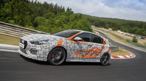 Hyundai prichádza so športovejšou verziou hatchbacku i30 N  s označením Project C
