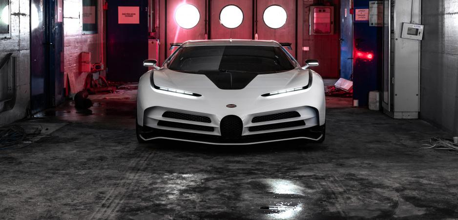 Bugatti Centodieci: Ďalší hyperšport inšpirovaný minulosťou