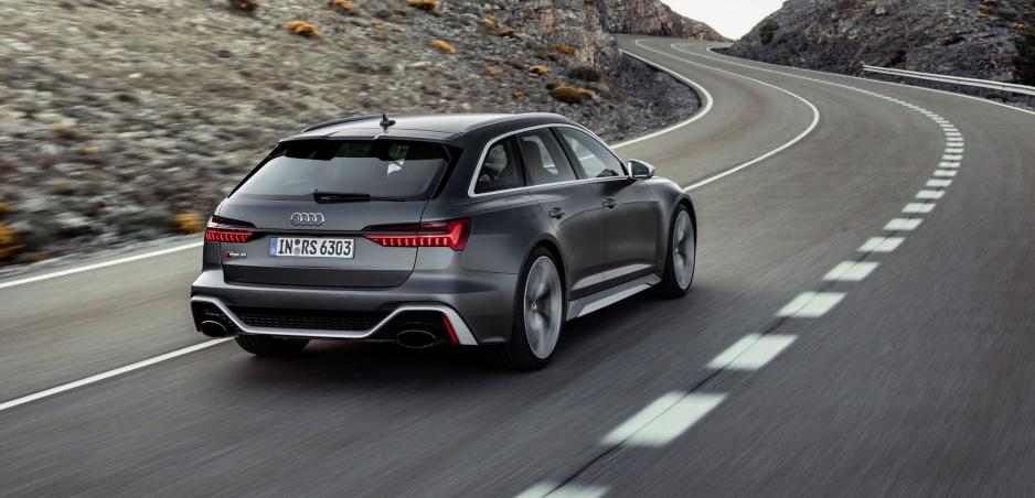 Nové Audi RS 6 Avant sa spoľahne na osemvalec s výkonom 600 koní