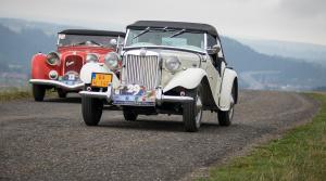 Štartuje Oldtimer Rallye Tatry 2019. Pozrite si, kde môžete veterány stretnúť